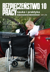 Occupational Safety. Science and Practice Cover Image