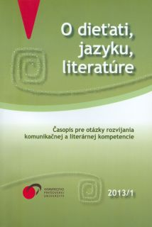 On Child, Language and Literature Cover Image