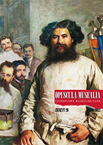 Opuscula Musealia Cover Image
