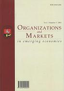 Organizations and Markets in Emerging Economies