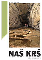 Our karst Cover Image