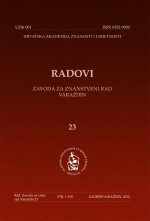Papers of the Institute for Scientific Research Work in Varaždin Cover Image