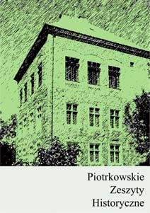 Piotrków Historical Annals Cover Image