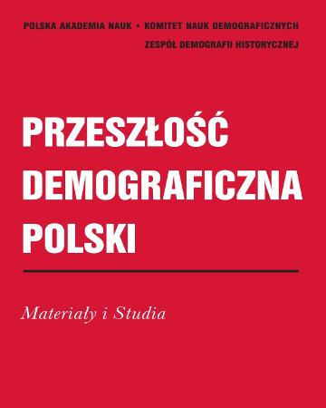 Poland's Demographic Past Cover Image