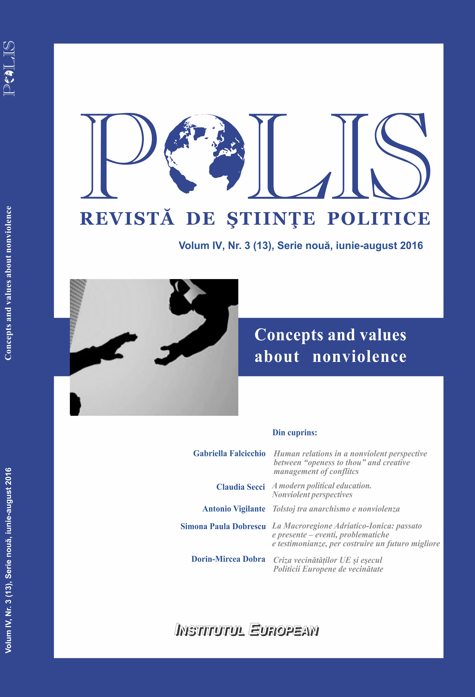 Polis. Journal of Political Science