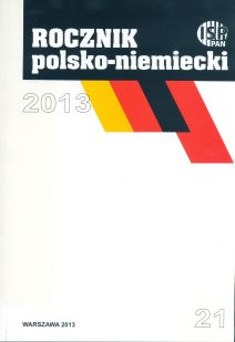 Polish-German Annual Cover Image
