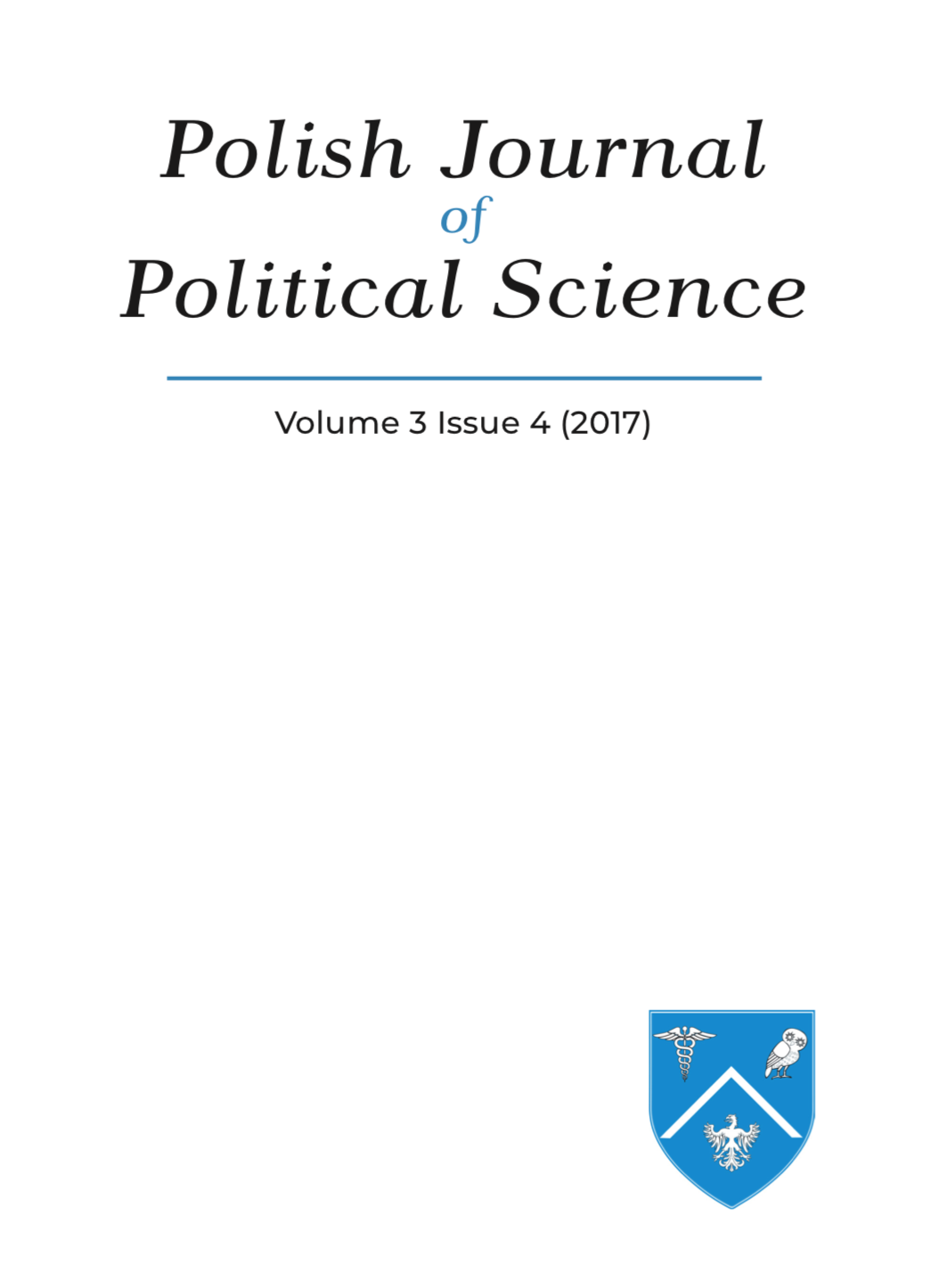 Polish Journal of Political Science