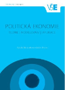 Political Economy Cover Image