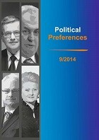 Political Preferences Cover Image