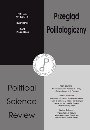 Political Science Review Cover Image