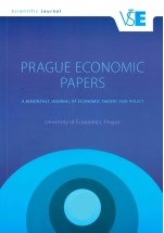 Prague Economic Papers Cover Image