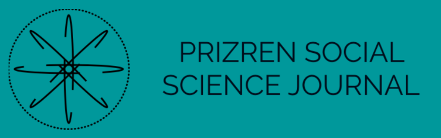 PRIZREN SOCIAL SCIENCE JOURNAL