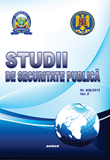 Public Security Studies Cover Image