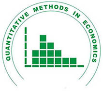 Quantitative Methods in Economics Cover Image
