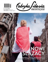 Quarterly Factory Silesia Cover Image