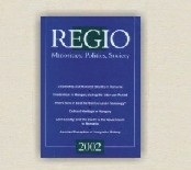 Regio - Minorities, Politics, Society - English Edition Cover Image