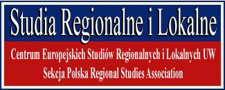 Regional and Local Studies Cover Image