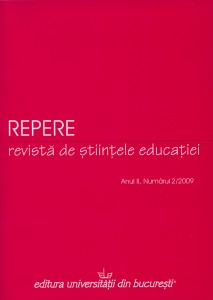 Repere-The Education Sciences Journal Cover Image