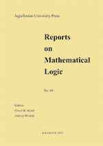 Reports on Mathematical Logic Cover Image