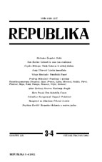 Republic - Journal for Literature Cover Image