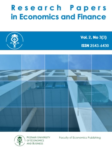 Research Papers in Economics and Finance