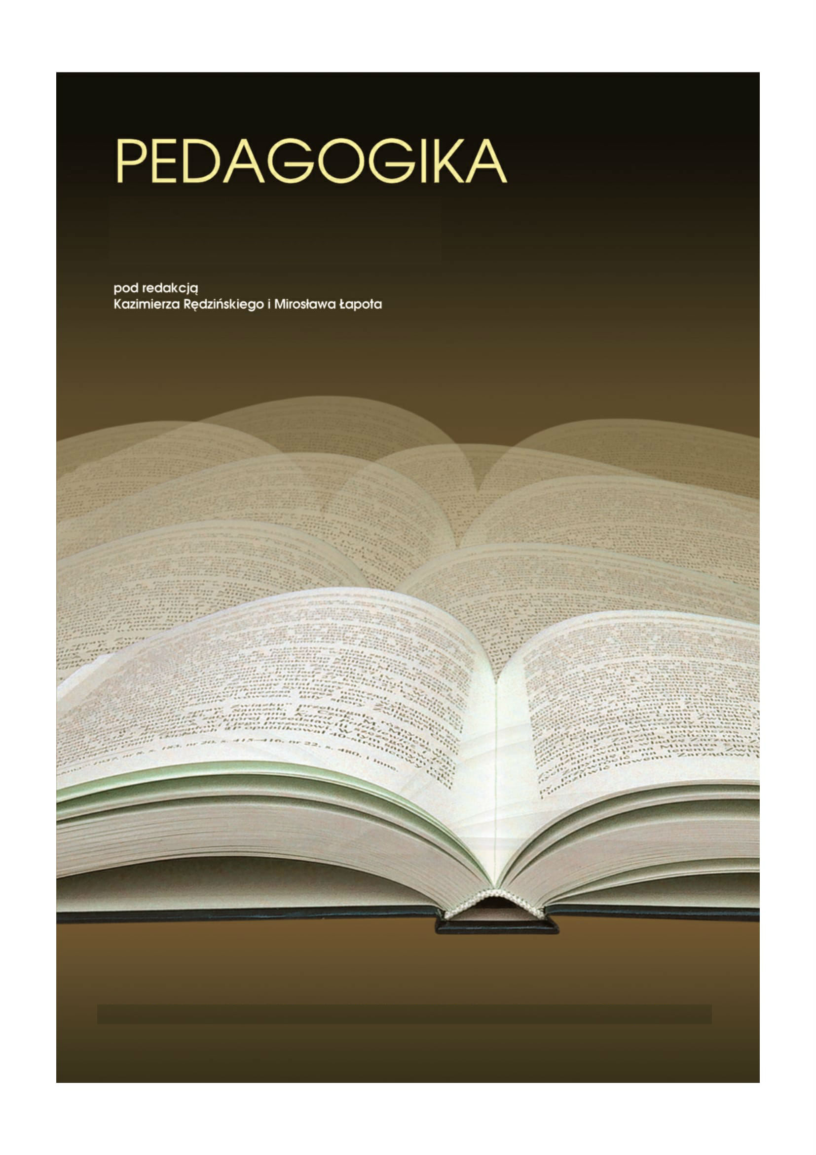 Research Papers of the Jan Dlugosz University in Częstochowa. Pedagogics Cover Image