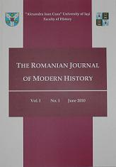 Romanian Journal of Modern History