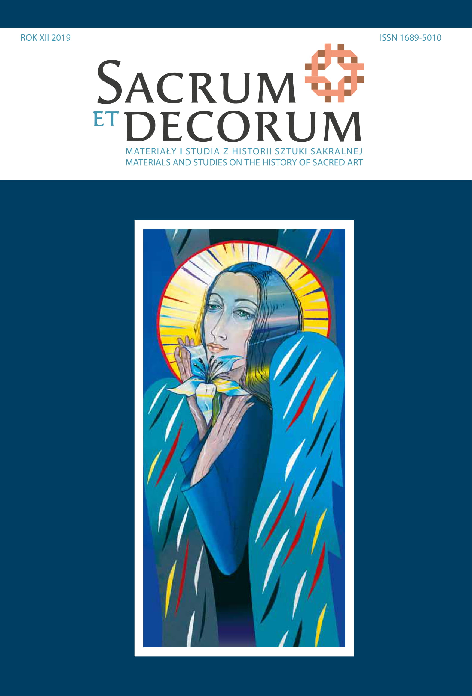 Sacrum et Decorum. Materials and Studies on The History of Sacred Art Cover Image