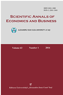 Scientific Annals of Economics and Business Cover Image