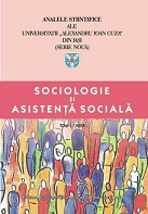 Scientific Annals of the Alexandru Ioan Cuza University. New Series. Sociology and Social Work Section Cover Image