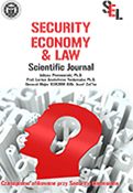 Security, Economy & Law Cover Image