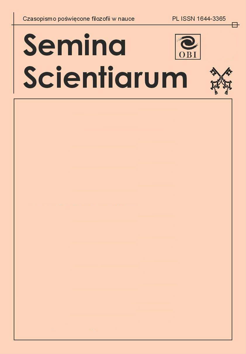 Semina Scientiarum Cover Image