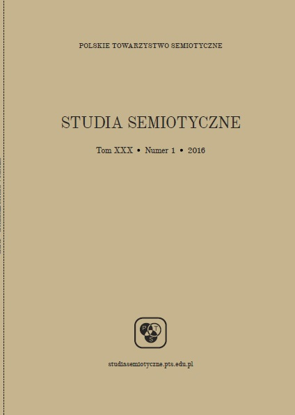 Semiotic Studies Cover Image