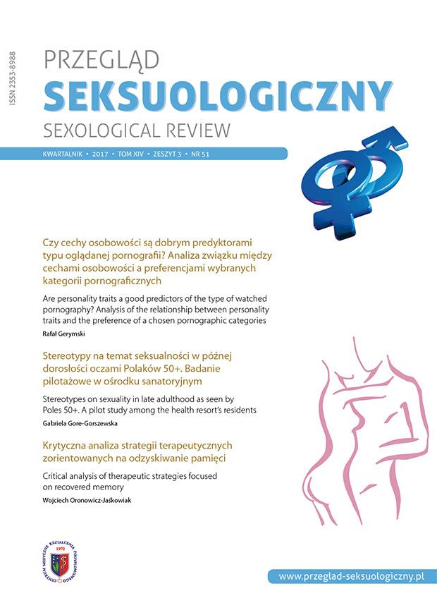 Sexuological Review Cover Image