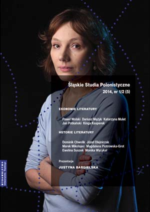 Silesian Journal of Polish Studies Cover Image