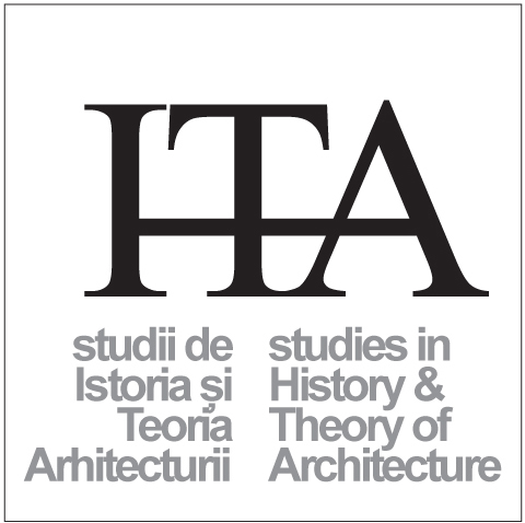 sITA – studies in History and Theory of Architecture Cover Image