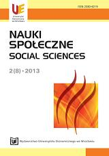 Social Sciences Cover Image