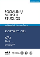 Societal studies Cover Image