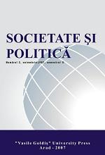 Society and politics Cover Image