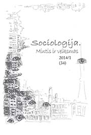 Sociology. Thought and Action Cover Image