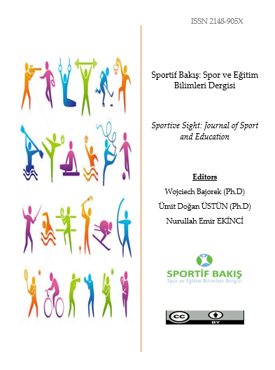 Sportive Sight: Journal of Sports and Education Cover Image
