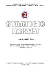 Strategic Impact Cover Image