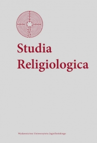 Studia Religiologica. Jagiellonian University Scholarly Notebooks Cover Image
