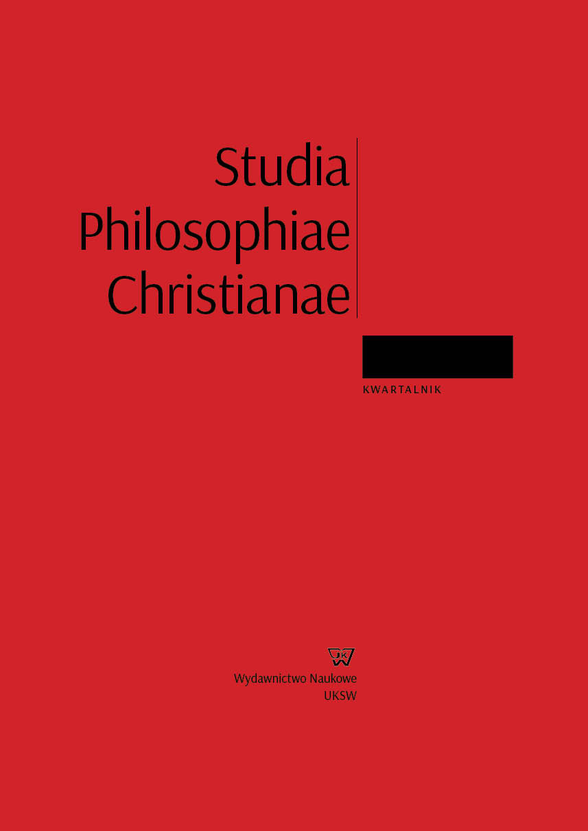 Studies in Christian Philosophy Cover Image