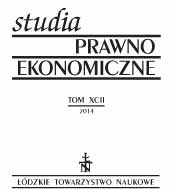 Studies in Law and Economics Cover Image