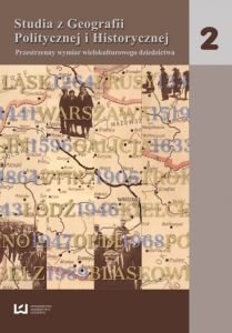 Studies in Political and Historical Geography Cover Image