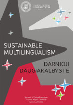 Sustainable Multilingualism Cover Image