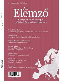 The Analyst - Central and Eastern European Review Cover Image