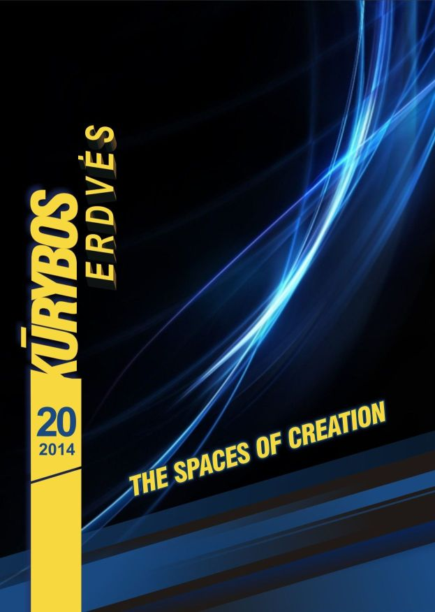 The Spaces of Creation Cover Image