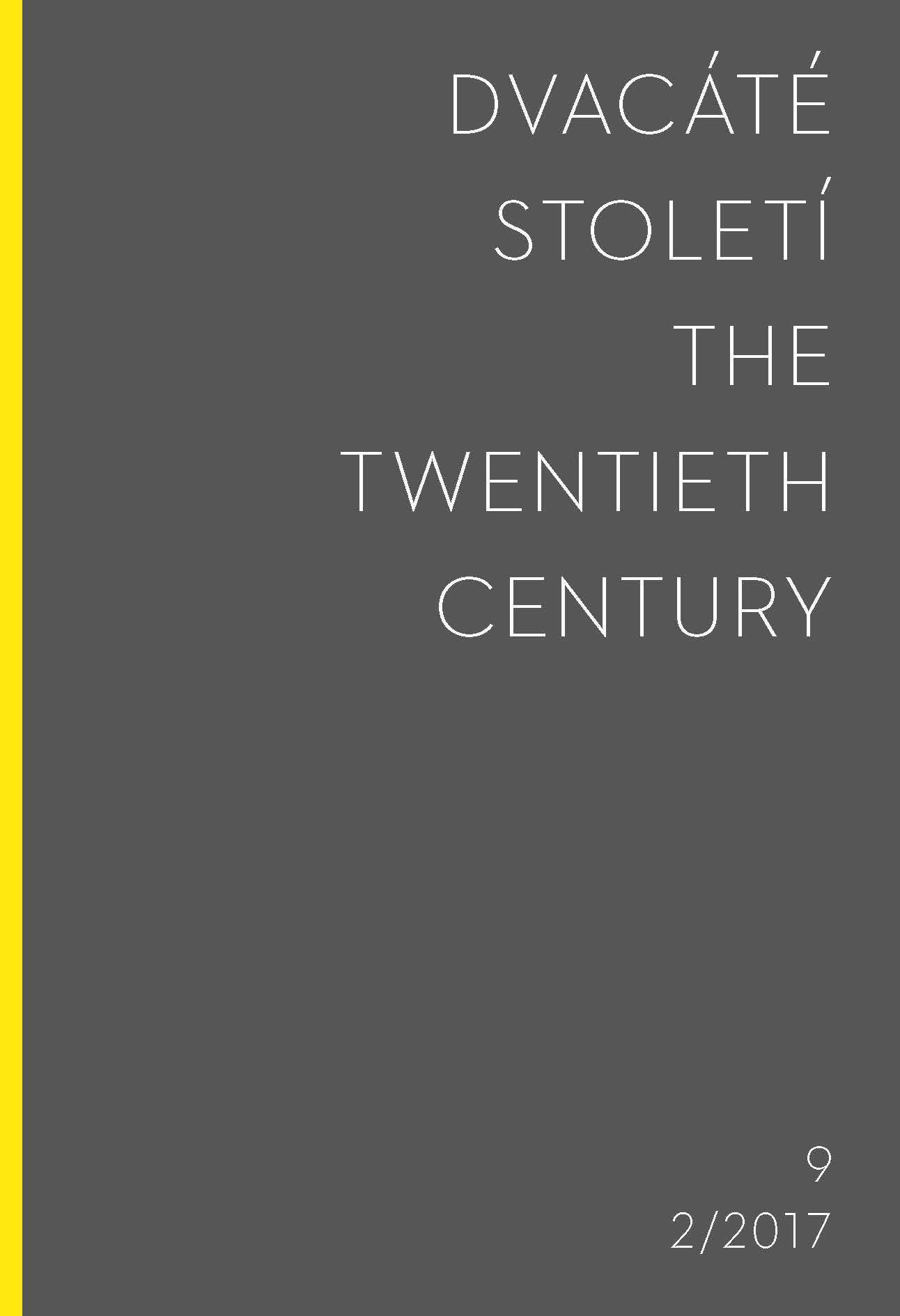 The Twentieth Century Cover Image
